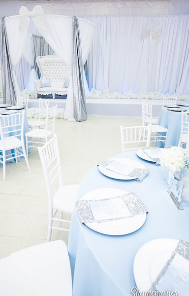 Thank Heaven  For Little Boys  Decor By Taylored Events