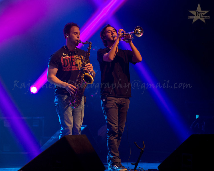 Ellis Jasenovic & Andrew Digrius
