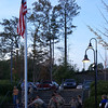 Flag Lowering November 13, 2009