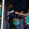 Flag Lowering November 9, 2009