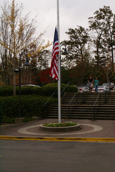 Flag Lowering 2009