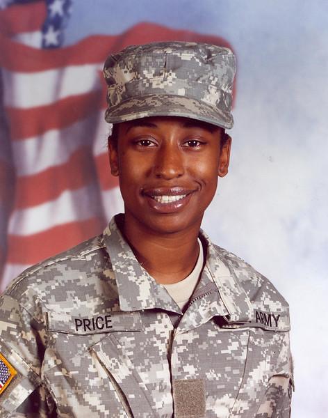 Kristy Price - U.S. Army