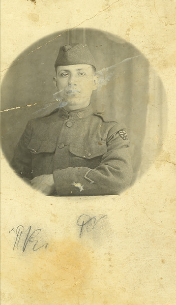 Nick Bourboulas - U.S. Army WWI