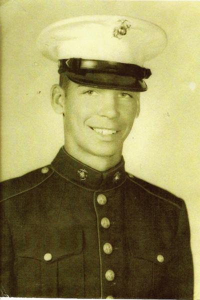 SSGT Charles C. Shirley USMC
