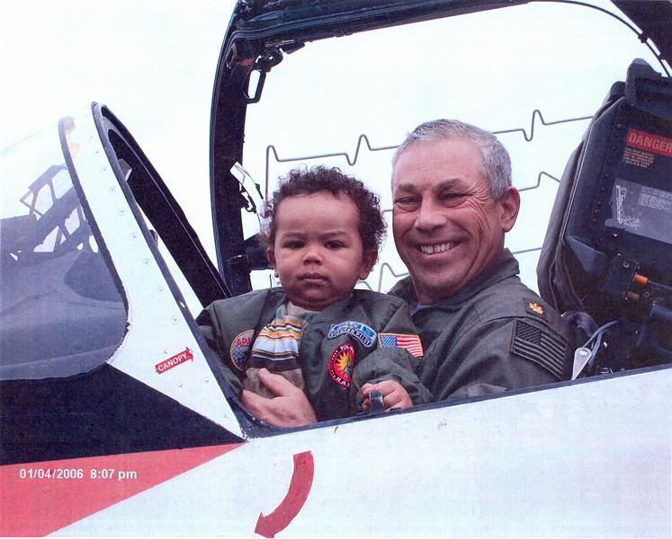 Joseph Rossi - Naval Aviator