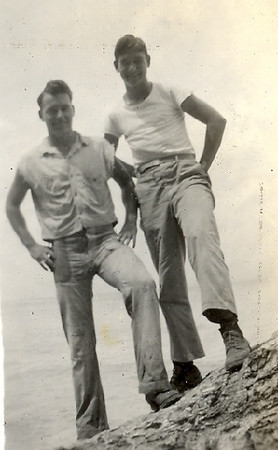 Vickie Shills Father (Left)