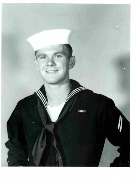 Bob Hanson - U.S. Navy