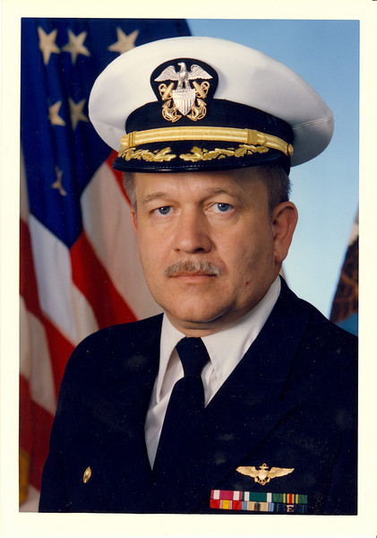 Robert A. Beaty - Captain U.S. Navy