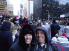 Our first Macy's Thanksgiving Day Parade