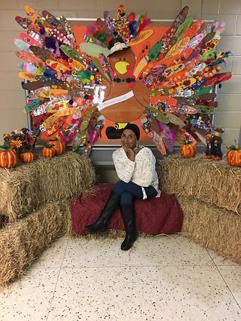 Thanksgiving Feast & Talent Show 2017