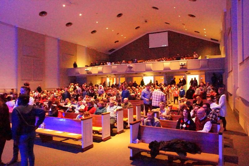 Thanksgiving Night  of Worship 2015