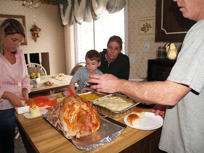 2007 Thanksgiving 2007