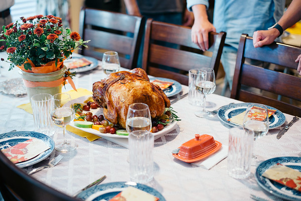 Thanksgiving at Home (2017)