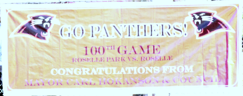 Roselle Park vs Roselle 100th 2017