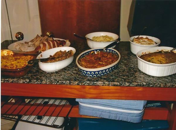 Thanksgiving 2004 - Portland, Me