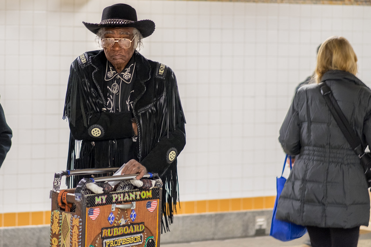 Professor Jim, the Zydeco Messenger