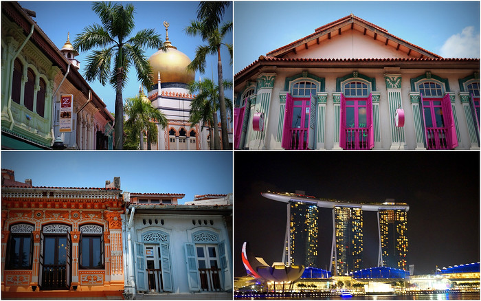 Singapore: artistic, innovative, and liveable!