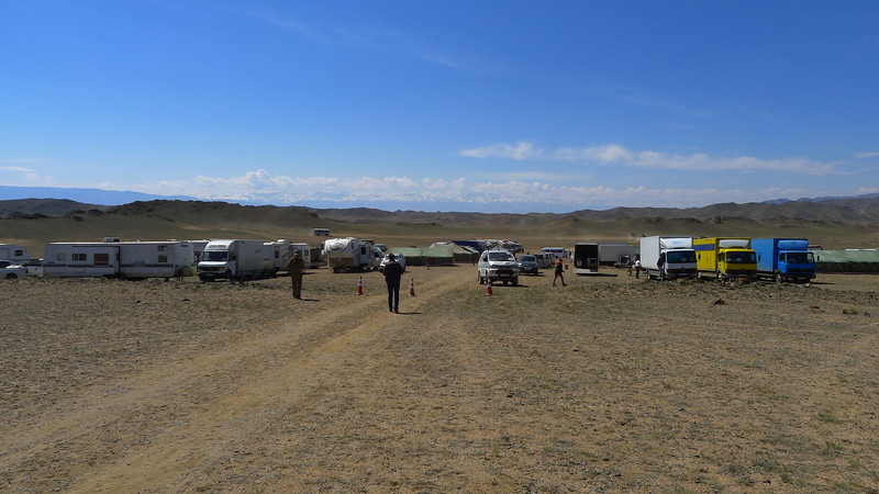 After a while all the Steppe looks the same in Kazakhstan