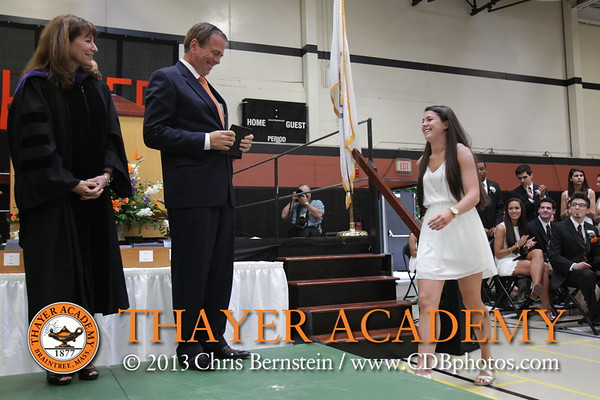 Thayer Commencement 2013