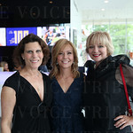 Sue McPeek, event co-chair Jennifer Kramer and Nelea Absher.