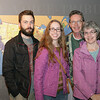 David Grissom and Elizabeth, Johny and Christi Jones.