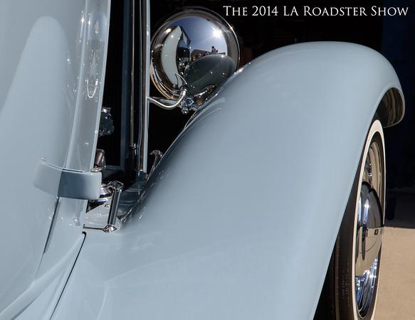The  2014 LA  Roadster Show