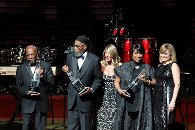 The 2016 MARIAN ANDERSON AWARD PRESENTED TO PATTI LABELLE, KENNY GAMBLE & LEON HUFF