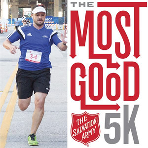 The 2016 Most Good 5k Run, Dallas, TX