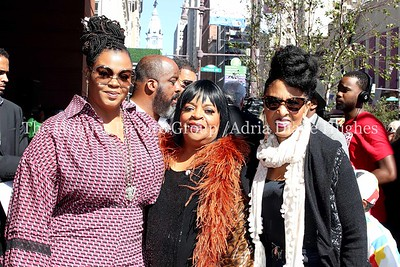 The 2017 Philadelphia Music Alliance Walk Of Fame Induction & Gala. The Philadelphia Music Alliance is honoring Jill Scott, Sister Sledge, McFadden & Whitehead, Labelle, Soul Survivors, Joe Nicolo & Chris Schwartz (Ruffhouse Records) and Sister Rosetta Th
