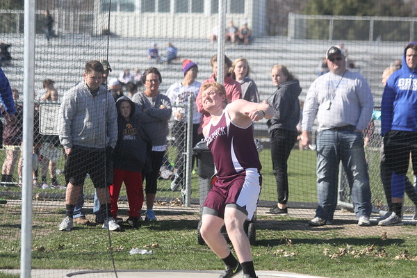The 2017 Western Christian track and field Invitational 4-7-17