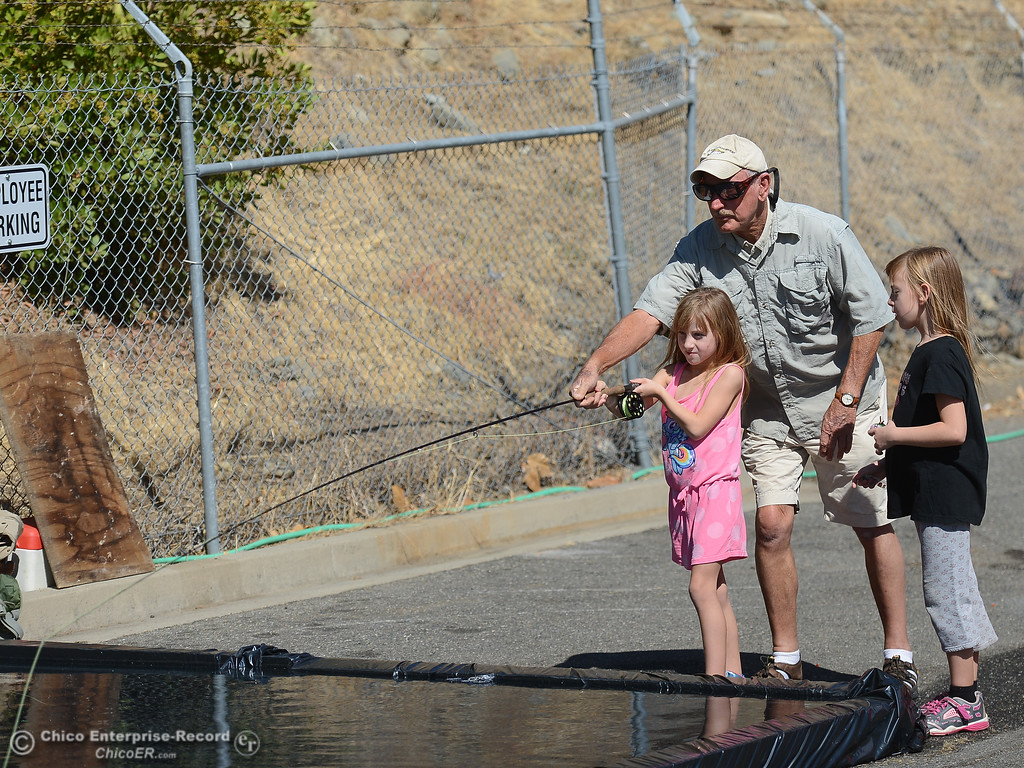 . The 23rd Annual Oroville Salmon Festival September 23, 2017 in Oroville, California. (Emily Bertolino -- Mercury Register)