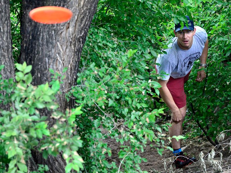 Valmont Open Disc Golf Tournament