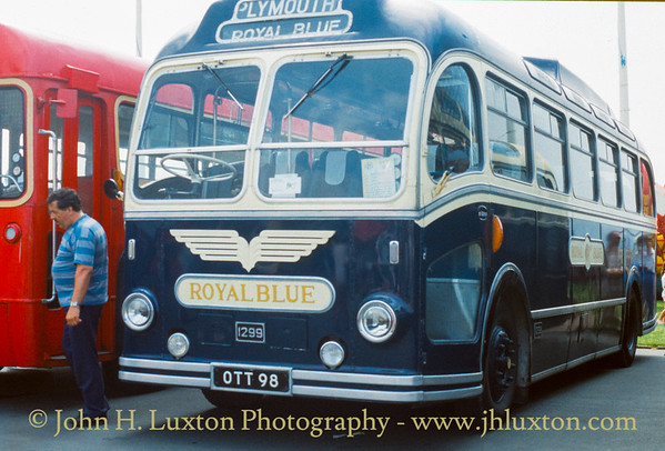 Western National Bus Rally - May 25, 1992