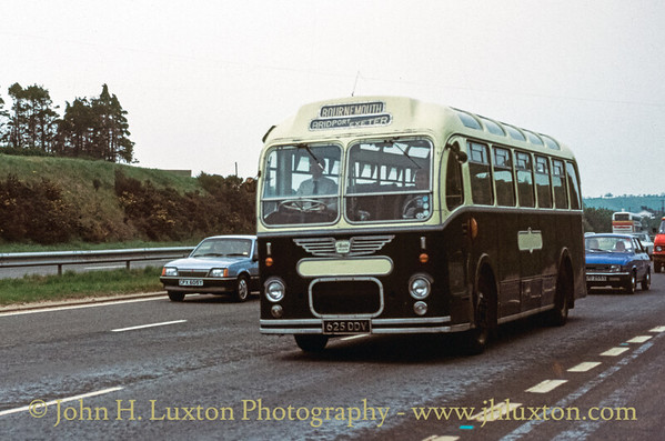 Western National Ltd Laira Depot Open Day and Rally - May 18, 1985
