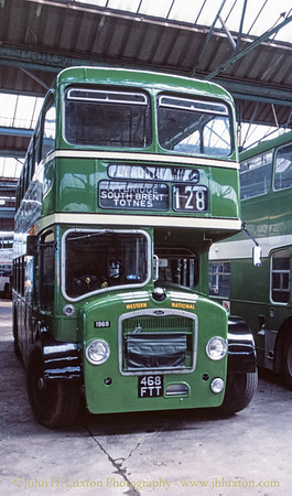 Western National Ltd Laira Depot Open Day and Rally - May 17 1986