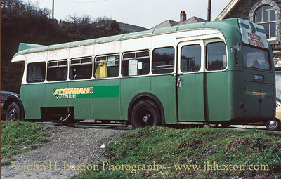 Western National Padstow Outstation - March 23, 1985