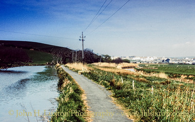 Bude Canal Cornwall - April 21, 1982