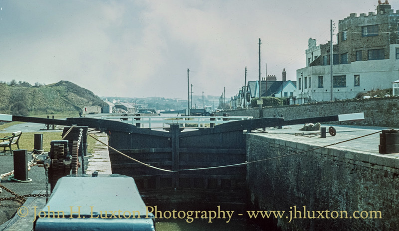 Bude Canal, Cornwall - April 06, 1979