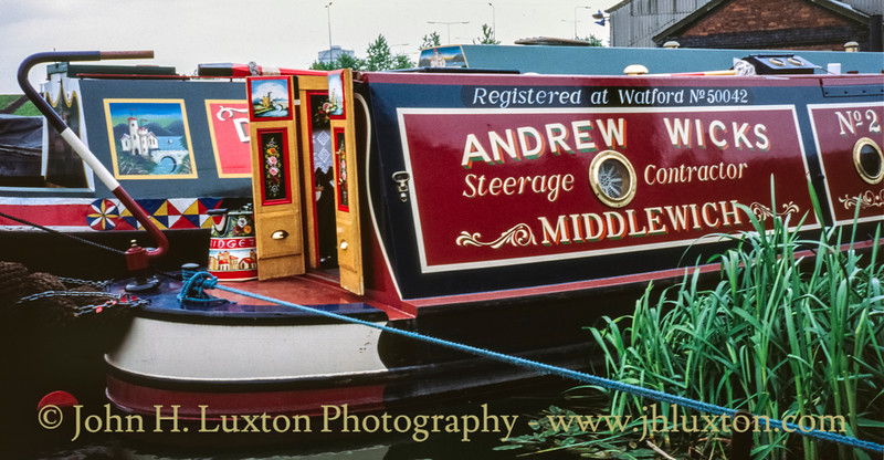 Ellesmere Port Boat Museum - May 19, 1994