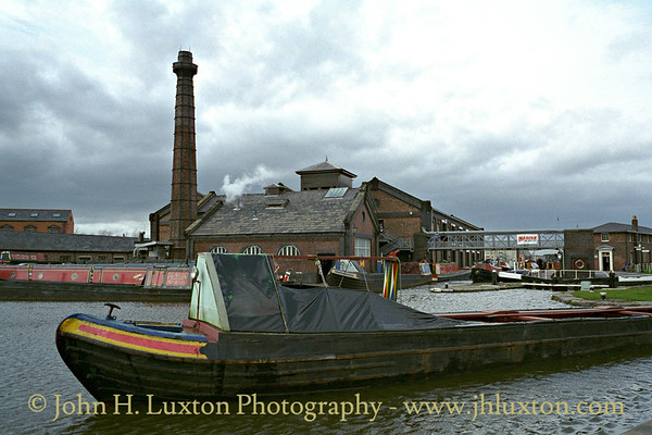 Ellesmere Port Boat Museum - March 1997