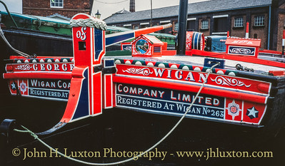Ellesmere Port Boat Museum - May 19, 1994