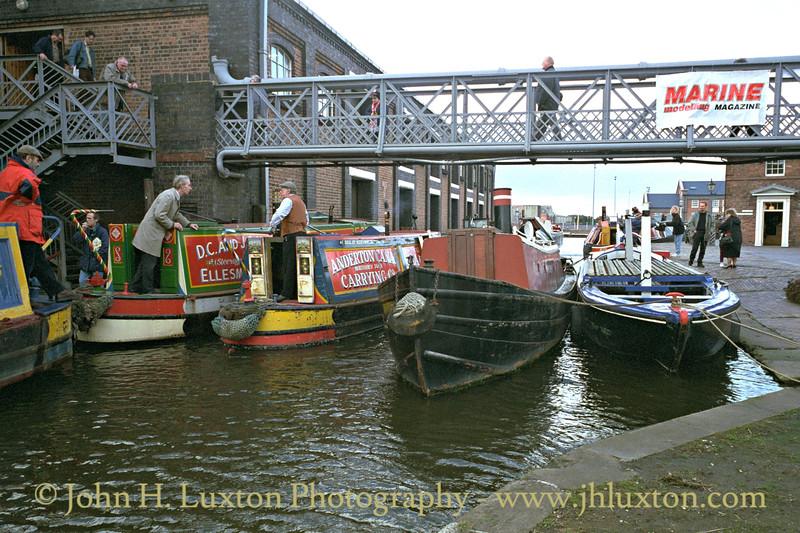 Ellesmere Port Boat Museum - March 1997