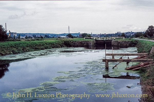 Exeter Canal, Devon - September 02, 1984