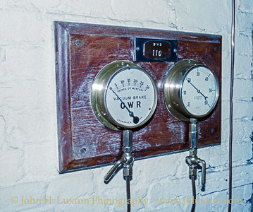 Kennet & Avon Canal, Crofton Pumping Station, Wiltshire, England - April 14, 1990