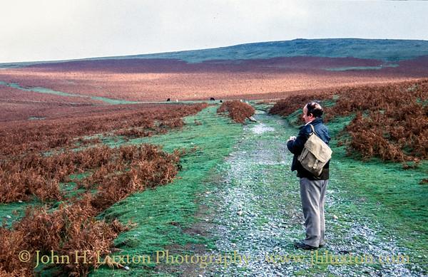 Redlake Tramway & China Clay Works, Dartmoor, Devon -  October 23, 1989