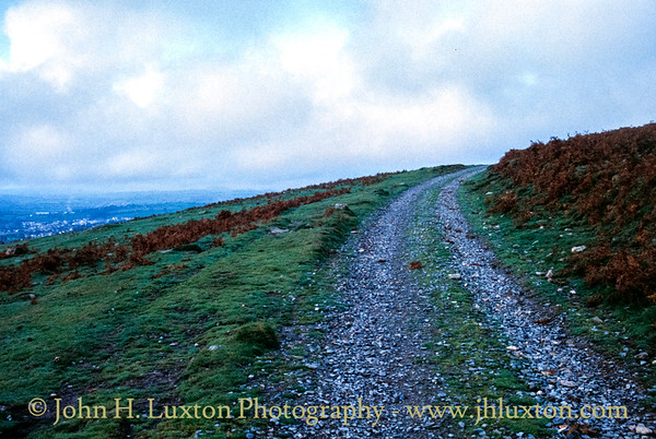 Redlake Tramway & China Clay Works, Dartmoor, Devon -  October 23, 1989
