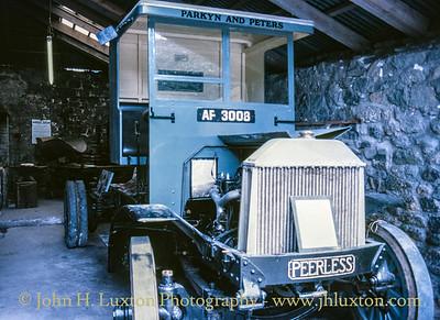 Wheal Martyn China Clay Museum, Carthew, Cornwall - April 13, 1987
