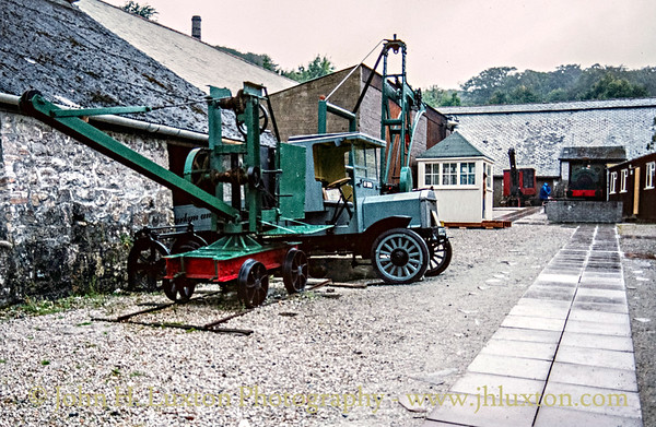 Wheal Martyn China Clay Museum, Carthew, Cornwall - August 22, 1982
