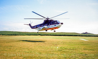 British International Helicopters - October, 1994