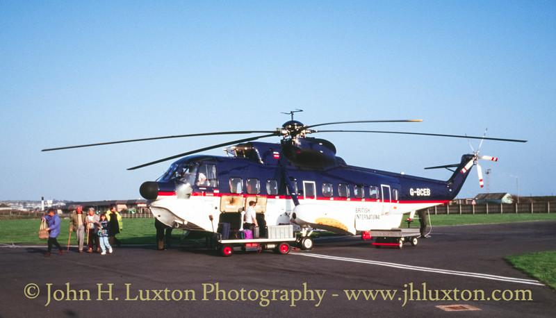 British International Helicopters - September 02, 1995